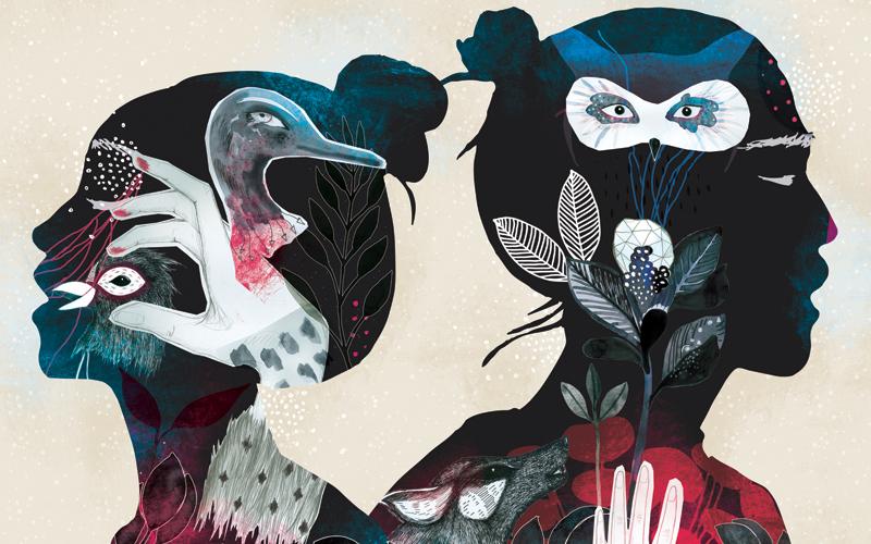 Izumi Idoia - Izumi & Jun (Wallpaper)