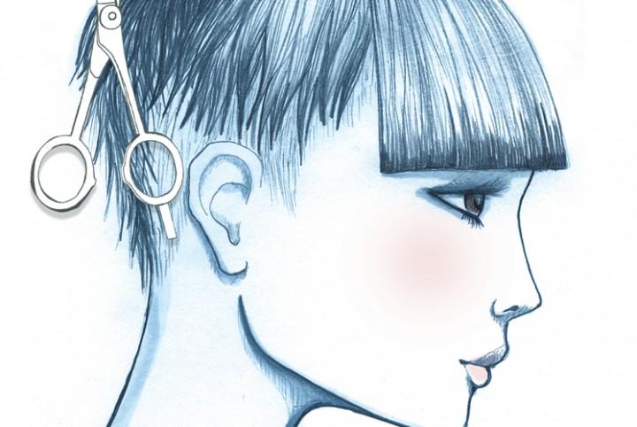 Izumi Idoia - Sebastian Professionnel (Lookbook)